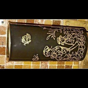 New Edna Hibel The Golden Vase Rosenthal Germany